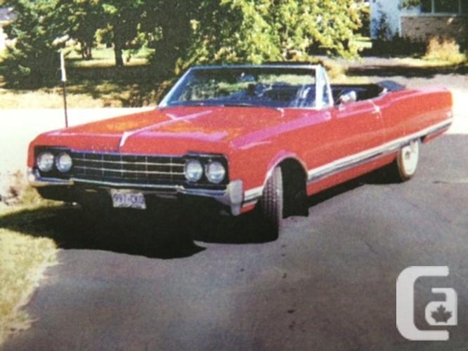 $15,000 1965 Oldsmobile Ninety Eight Convertible