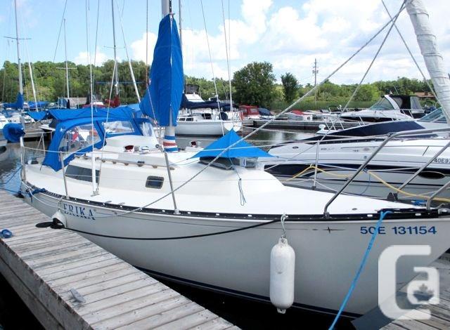 $15,000 1980 C&C C&C 30 Boat for Sale