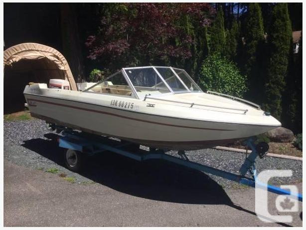 WANTED: 15-16' Fiberglass Boat / Motor / Trailer