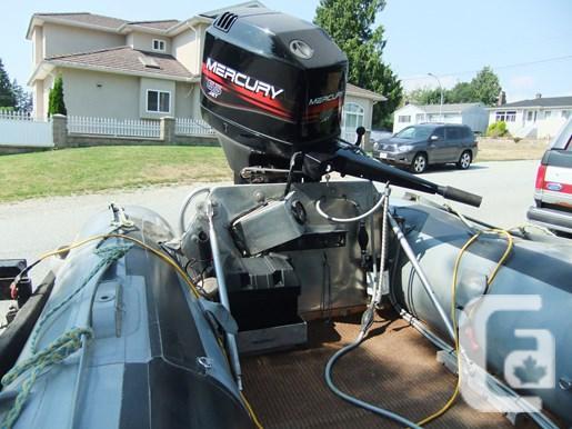 $15,800 1997 Zodiac Jet Boat Boat for Sale