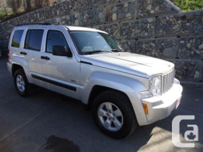 $15,900 Used 2009 Jeep Liberty Sport