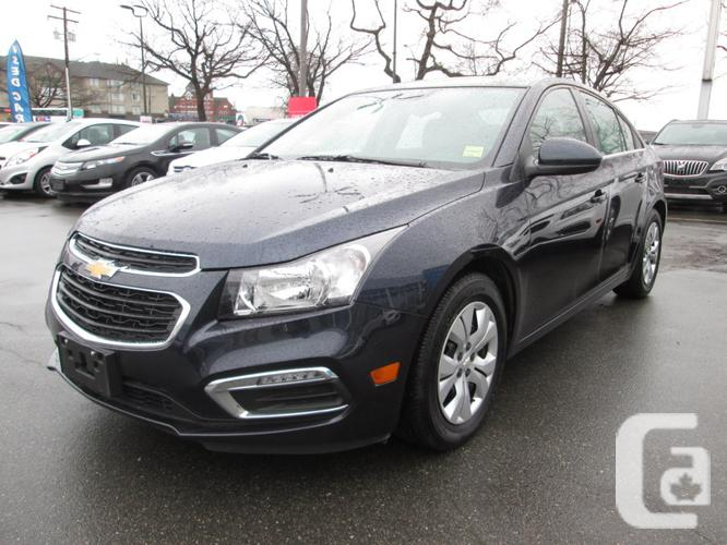 used 2015 chevrolet cruze lt w 1lt for sale in victoria british columbia classifieds. Black Bedroom Furniture Sets. Home Design Ideas