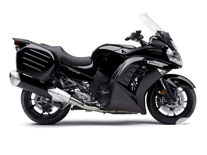 $15,999 2015 Kawasaki Concours™ 14 ABS Motorcycle for