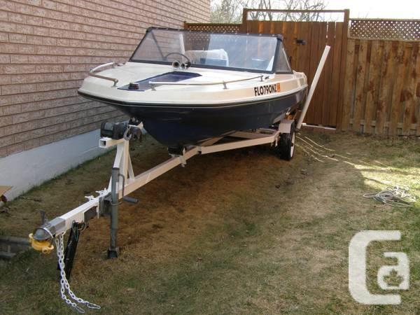 15 Foot Powerboat & truck, Market June 21 - 95