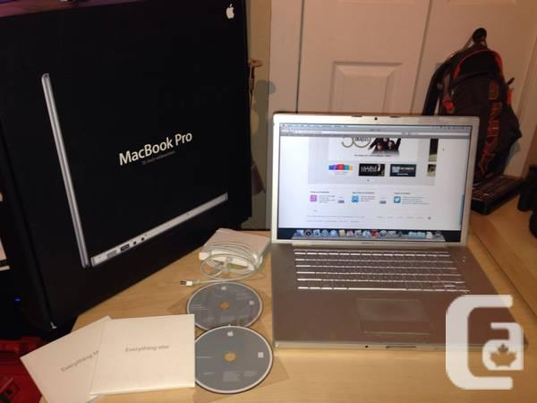 15 inch MacBook Pro 2.16ghz - $400