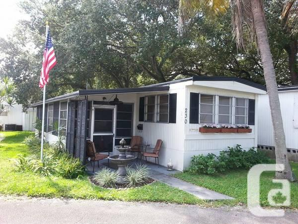 $15000 / 1br - Hallandale Florida Mobile Home