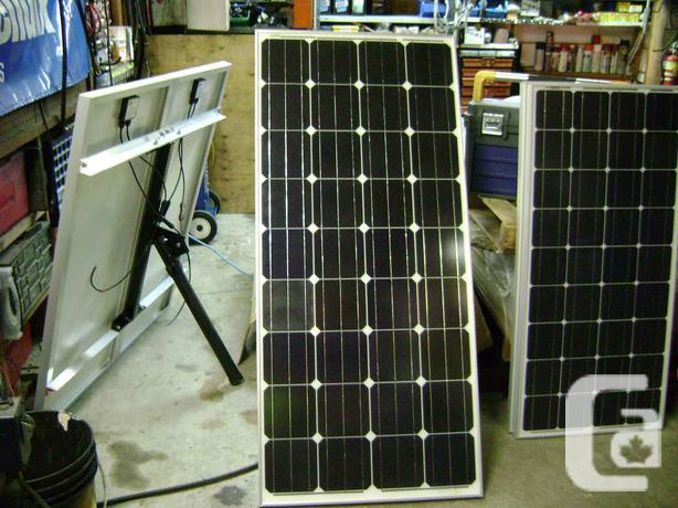 150W COMPLETE RV SOLAR PANEL SYSTEM