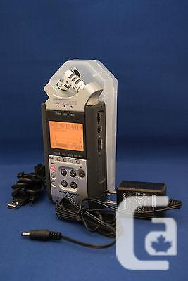 $150 Zoom H4N 4-Channel Handy Recorder