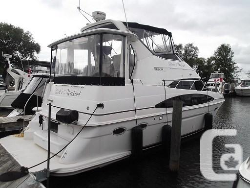 2000 carver motor yacht 396 boat for sale for sale in for Large motor yachts for sale