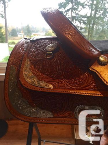 """16"""" Circle Y Equitation Saddle"""