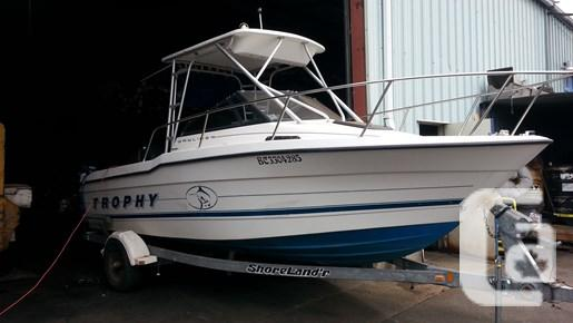 $16,500 1996 Bayliner Trophy WA Boat for Sale in North Vancouver, British  Columbia for sale