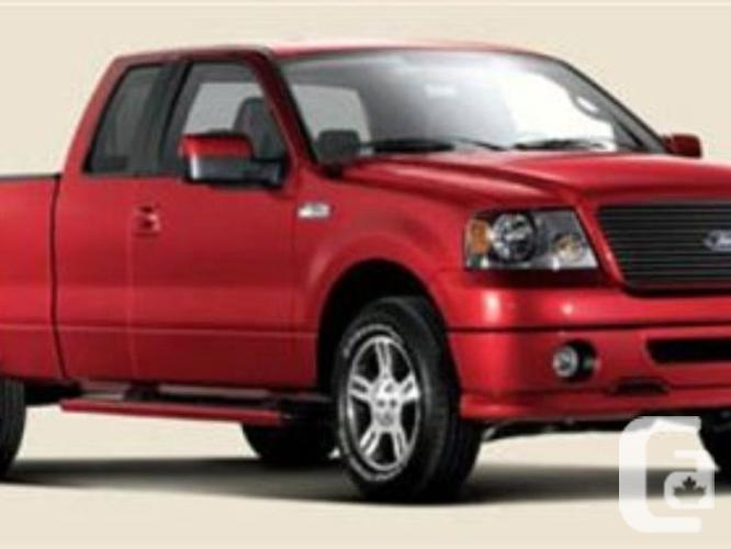 used 2008 ford f 150 4wd ext cab fx4 price for sale in sherwood park alberta classifieds. Black Bedroom Furniture Sets. Home Design Ideas