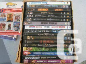 16 dvd movies - $3
