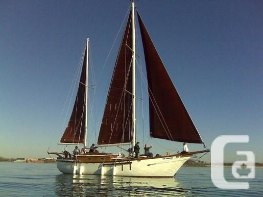 $160,000 2005 Bruce Roberts Spray (Fiberglass) Boat for