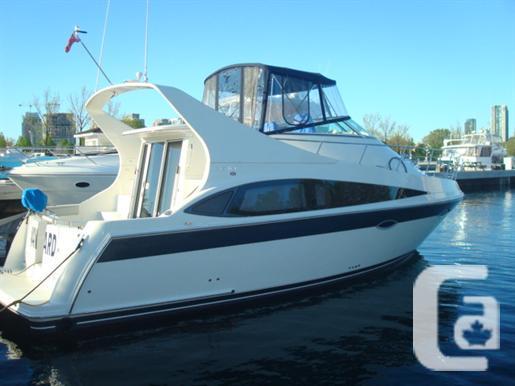 $164,900 2008 Carver 36 Mariner Boat for Sale