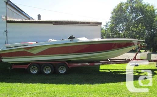 $17,000 1988 Classic High Performance Offshore Regal