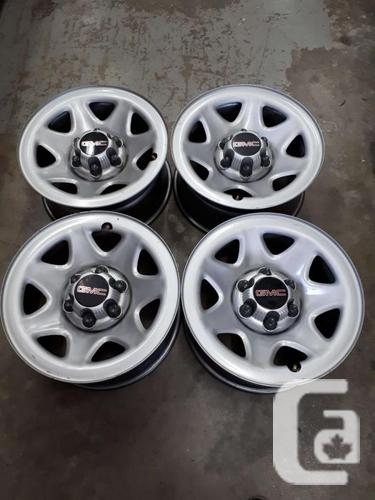 "17"" Wheel Rims for Chevy/GMC Truck"