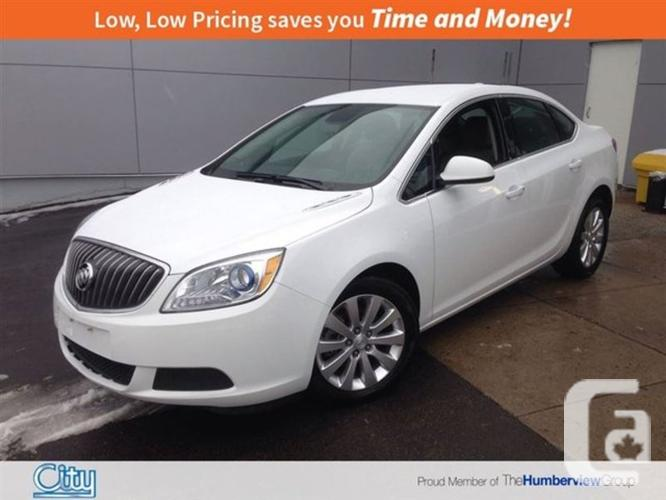 used 2015 buick verano base for sale in north york ontario classifieds. Black Bedroom Furniture Sets. Home Design Ideas