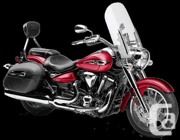 $17,799 2015 Yamaha Stratoliner S Motorcycle for Sale