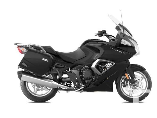 $17,999 2015 Triumph Trophy SE ABS Motorcycle for Sale