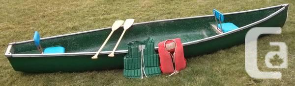 17' Sears Freightliner Canoe 4 Sale - $560 in Sarnia, Ontario for sale