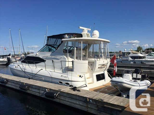 2002 cruisers yachts 4450 motor yacht boat for sale for for Large motor yachts for sale