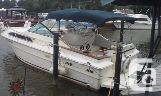 $18,000 1983 SeaRay Sundancer Boat for Sale