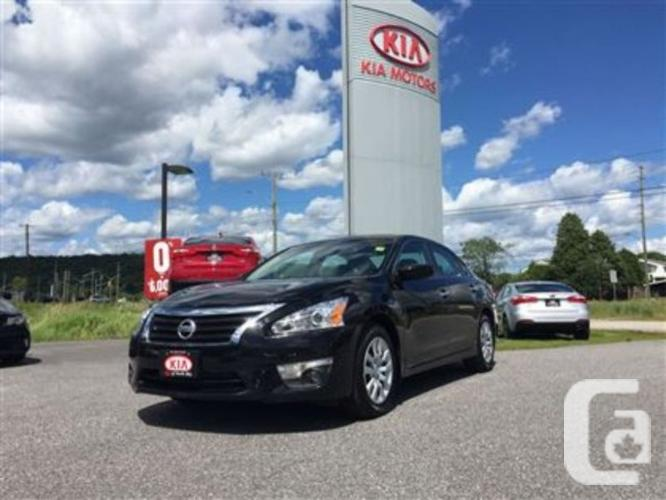 $18,298 Used 2015 Nissan Altima 2.5 S CLEAR THE LOT