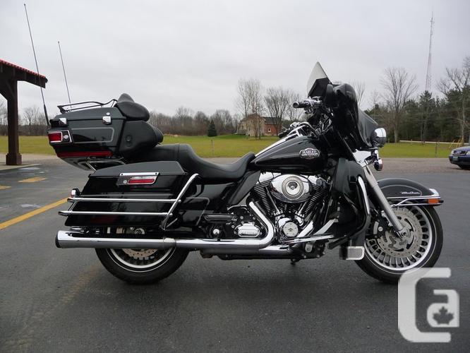 $18,304 2009 Harley-Davidson Electra Glide Ultra
