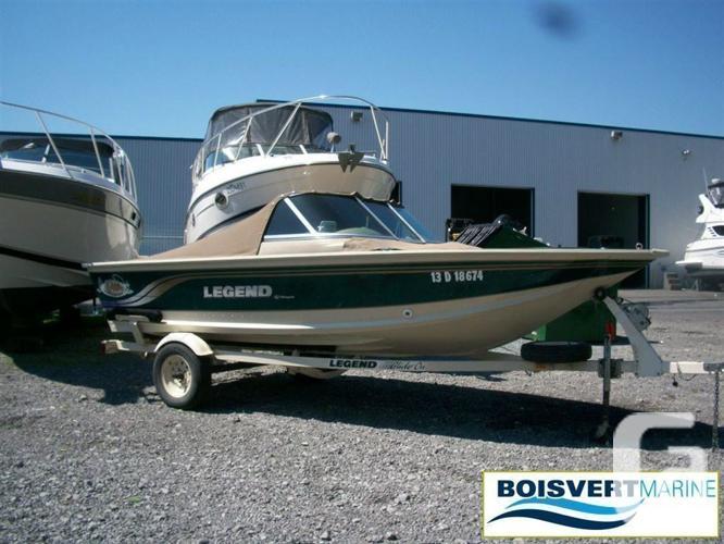2000 Legend V170 Boat for Sale for sale in Sorel Tracy