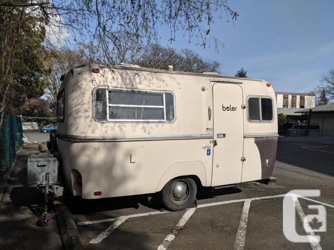 18 Foot Boler Camper For Sale In Victoria British Columbia