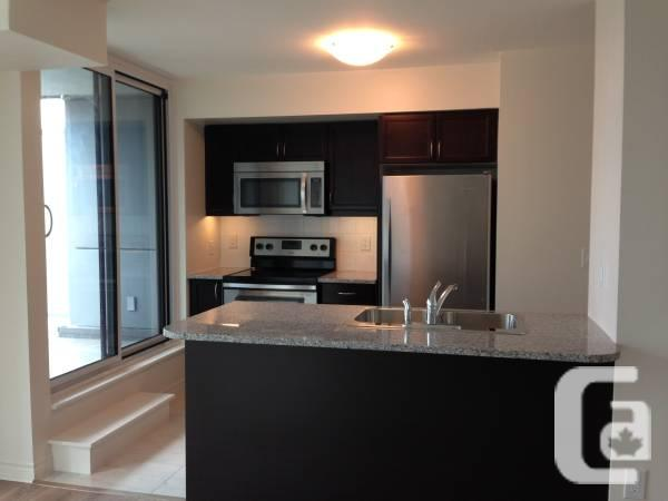 $1850 / 1br - Infinity - Completely New 1+Den at amp &