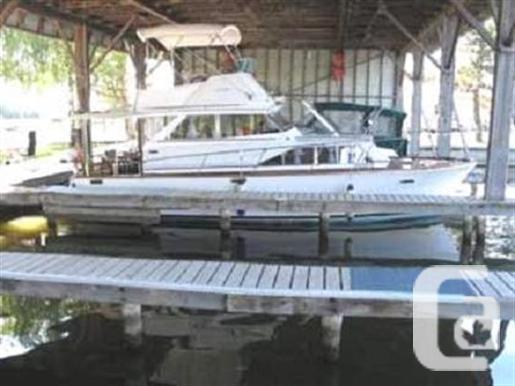 $19,500 1971 Trojan F-31 Fly Bridge Sedan Boat for Sale