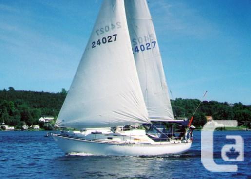 $19,500 1973 C&C 30 Mk I Sloop Boat for Sale