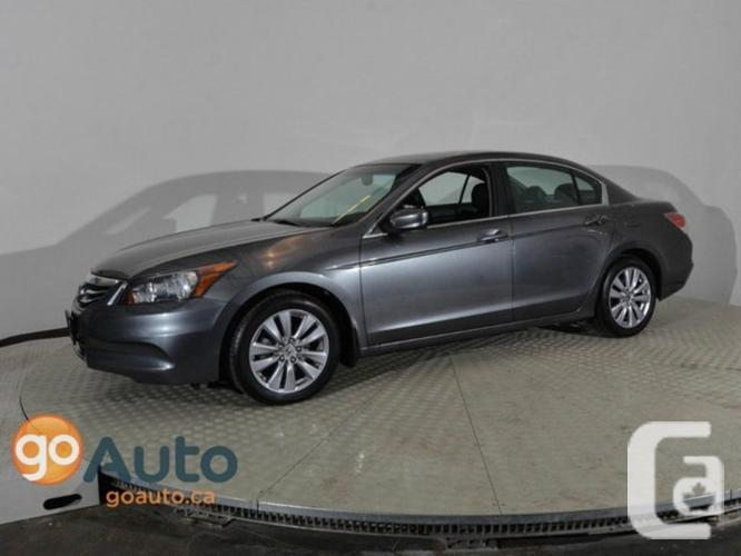 Used 2011 honda accord ex l for sale in edmonton alberta for Honda accord 2011 for sale