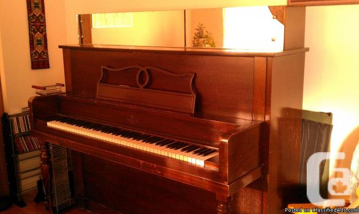 1926, Willis (Montreal) Piano