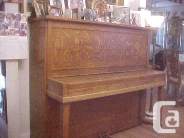 1930's Heintzman Upright Piano - $500