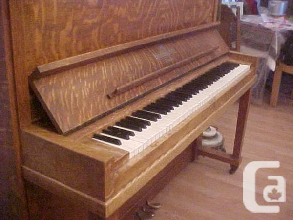 1930's Heintzman Upright Piano - $999