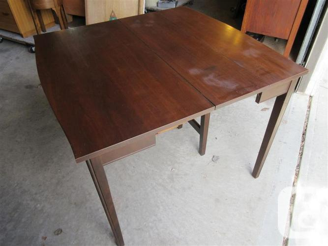 1940'S FOLD DOWN TABLE FROM ESTATE