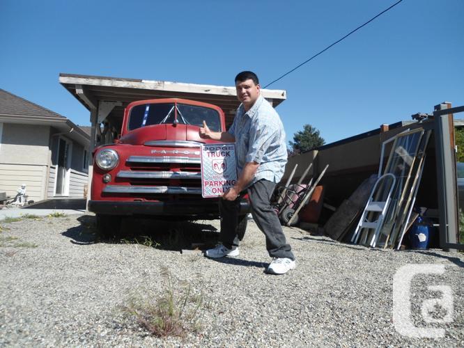 1948 dodge fargo truck parts