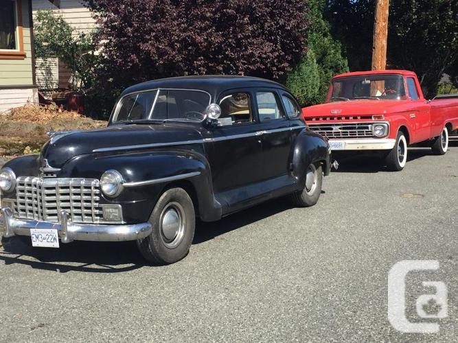 1948 Dodge special deluxe