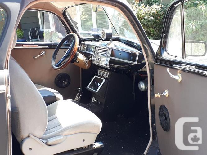 1948 Plymouth Hot Rod