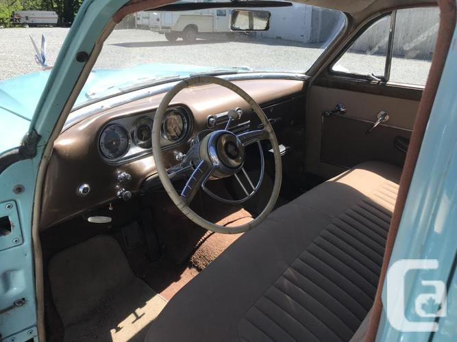 1951 Packard 400 Patrician vintage fun - trade for