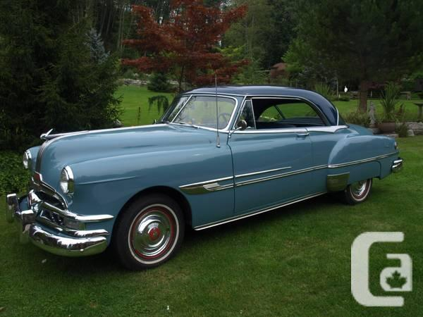 1952 Pontiac 2 Door Hardtop - $18500