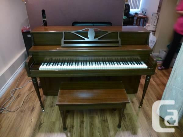 1960 Piano For Sale 1960 Cecilian Piano $500