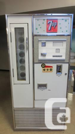 7 up machine for sale