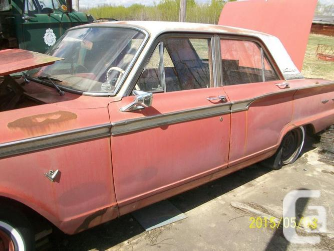 1962 Ford Fairlane 500 - Parts or Project Car