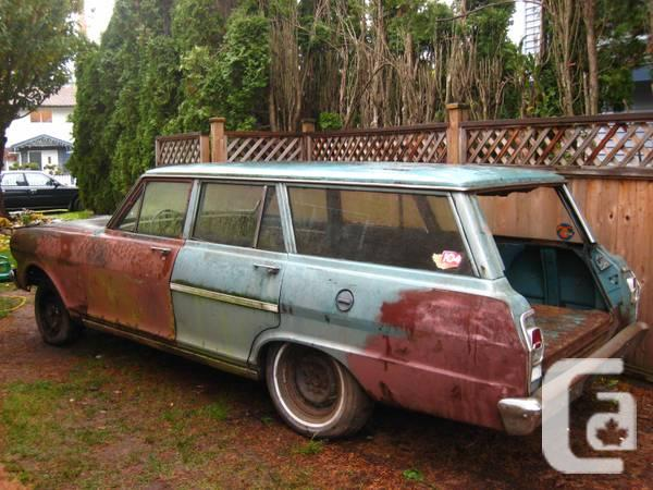 1963 Chevy II Nova - for sale in Langley, British Columbia Classifieds - CanadianListed.com