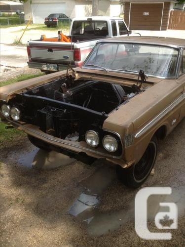 1964 comet project car for sale in St Adolphe, Manitoba