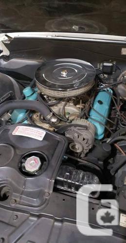 1965 Pontiac Le mans Convertible